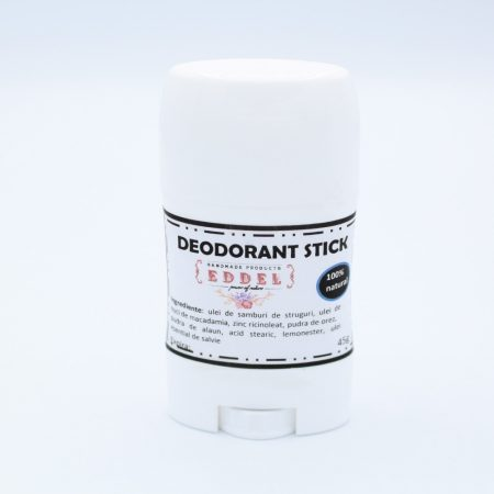 Deodorant stick | Eddel | Handmade products | Power of nature