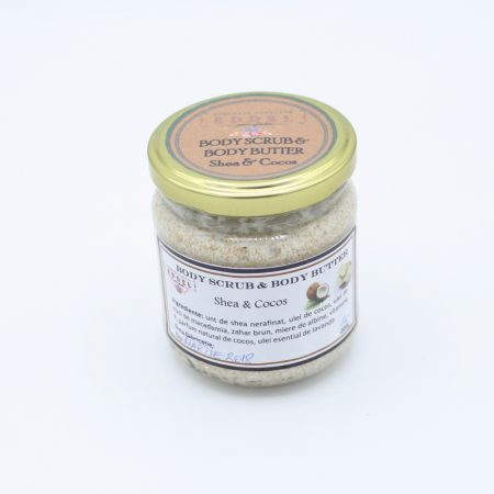 Body Scrub | Eddel | Handmade products | Power of nature