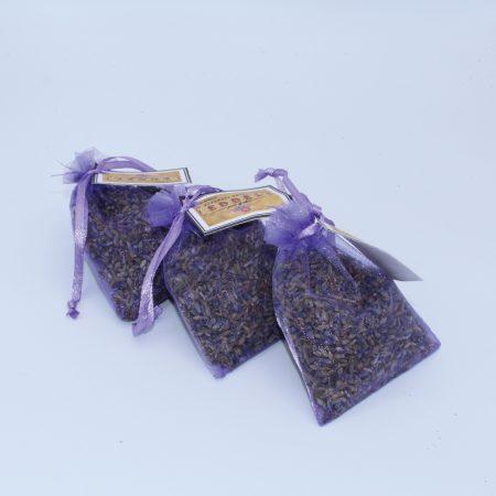 Saculeti cu flori de lavanda   Eddel   Handmade products   Power of nature